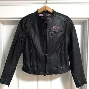 BNWT Harley Davidson leather jacket size small